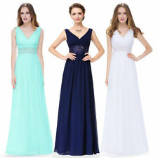 Ever-Pretty Polyester Cocktail Solid Clothing for Women