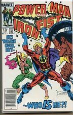 Power Man and Iron Fist 1972 series # 111 Canadian variant very fine comic book