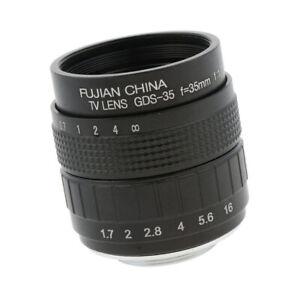 35mm F/1.7 APS-C Manual Fixed Prime Lens for Pentax Panasonic Digital Camera