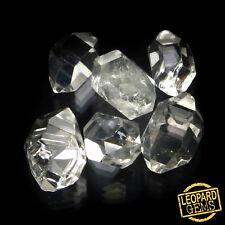 Herkimer Diamond Quartz Crystals 1.78 cts 6 pcs NATURAL 100%