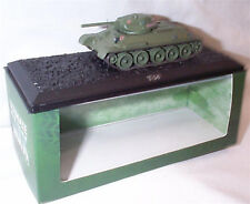 Ultimate Tank Collection T-34 1-72 scale new in Case/boxed