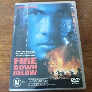 Fire Down Below DVD R4 Like New! FREE POST