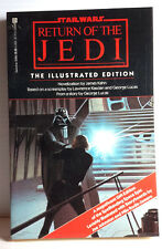 Vintage 1983 Star Wars:Roj Illustrated Edition Book-214 pages- Free S&H (C6064)