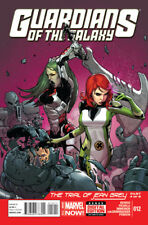 GUARDIANS OF THE GALAXY # 12 (THE TRIAL OF JEAN GREY (PART 4 OF 6)) MARVEL COMIC