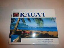 Kaua`i  by JanBruggencate Photographed by Douglas Peebles Hard Cover. 2007 B268
