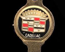 NOS Classic Gold Cadillac ELDORADO Key Blank 1968 1972 1976 1980 1987-1990