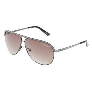 Kaporal Sonnenbrille KR4008_C02 Unisex Sunglasses Lady Men Weiß Pilot NEU & OVP