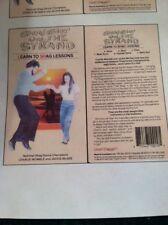 LEARN TO SHAG DANCE LESSONS--SHAG DVD-MYRTLE BEACH SHAG DANCE-OCEAN DRIVE SHAG