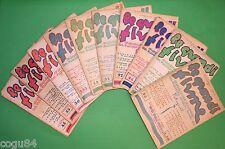 Lotto 10 volumi - Le Grandi Firme - Quindicinale di Novelle - 1924 - 1930