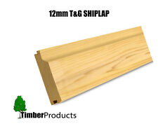 Special Offer T&G Shiplap Cladding Ex 125mm x 16mm Price Sold Per Meter