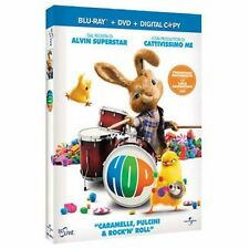 Blu Ray  HOP *** BR + DVD + Digital Copy ***   ......NUOVO