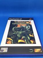 Robot Warlords (Sony PlayStation 2, 2001) - European Version Plus Manual