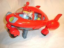 TALKING DISNEY LITTLE EINSTEINS PAT PAT ROCKET No GREEN SCREEN 3 FIGURES! patpat