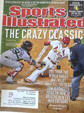 Sports Illustrated Magazine Red Sox November 4, 2013 082617nonrh