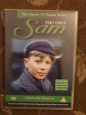 SAM SERIES 1 PART 3 DVD RETRO 70S DRAMA