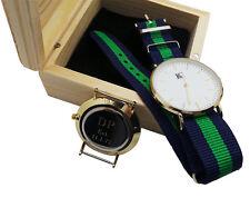 Secret Message Wristwatch Luxury Watch Free Engraving Lover Wife Husband Wedding