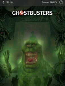 VEVE NFT - Ghostbusters SLIMER - FA# 0714 - Sub 1000 Common. Rare item. SOLD OUT