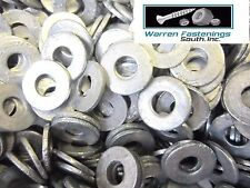 500 1/4 Flat Washers Hot Dipped Galvanized