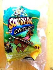 Scooby Doo! Collectible Toy Car Wendy's Kid Meals Sealed NIP Cyber-Chase 2001