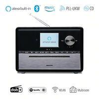 MEDION S64007 INTERNETRADIO mit Alexa DAB+ UKW Spotify WLAN USB Radio Bluetooth4