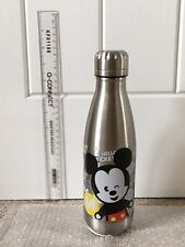 OFFICIAL DISNEY Mickey Mouse   MXYZ Stainless SteelWater Bottle New Collectable