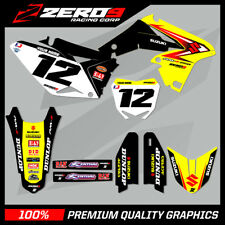 Suzuki RM H. 125 250 450 MX Gráficos motocross gráficos OEM Factory