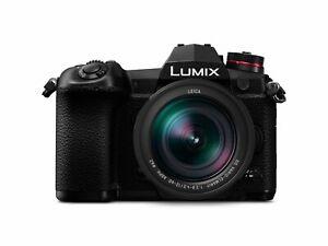 Panasonic Lumix G9 + Leica 12-60mm F2.8-4 Kit
