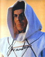 Leonard Nimoy Star Trek Iii: The Search For Spock Autographed Picture #4