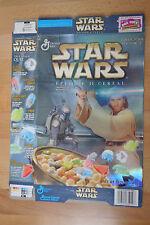 Vintage Star Wars Episode II Empty Cereal Box GENERAL MILLS Attack of the Clones