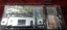 NEW VINTAGE BARGMAN L-300 STRIKER PLATE PLUS FIX YOUR FLOPPY LOCK HANDLE EASY!