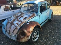 1971 Volkswagen Beetle - Classic
