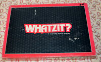Whatzit?  Board Game Replacement Parts & Pieces 1987 Milton Bradley