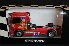 Minichamps Mercedes-Benz Actros Race Truck 1998 1:43 #7 Ludovic Fauré (FRA) (JS)