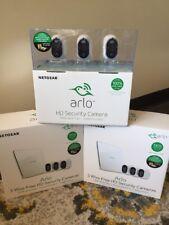 NETGEAR Arlo Smart Home HD Security Camera System Indoor/Outdoor