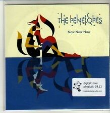 (CU140) The Penelopes, Now Now Now - 2011 DJ CD