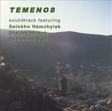 SHELLEY HIRSCH SAINKHO NAMCHYLAK CATHERINE BOTT Temenos SOUNDTRACK CD LEO LABEL