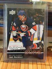2009-10 UD Young Guns #244 Joel Rechlicz NY Islanders