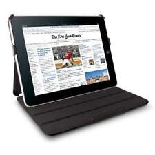 Technocel Leather Flip Book Case/folio for Apple Ipad 1 (Black)