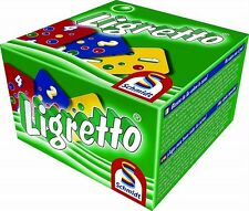 Ligretto Green: Fast Card Game by Schmidt For all the Family Ages 8+ 2-4 players
