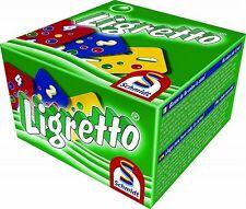 Juegos de cartas de color principal verde