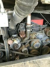 07 CUMMINS ISM 10.8 DIESEL 500HP ENGINE COMPLETE ALLISON TRANSMISSION NEWMAR 22K