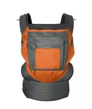 Onya Baby/Toddler Outback 3 Position Carrier Burnt Orange/Slate Gray Free S/H