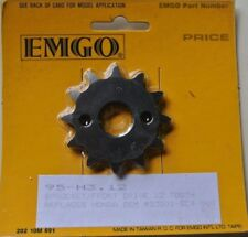 HONDA 23801-GC4-000 FRONT SPROCKET CR80 RG / RL (13Th)