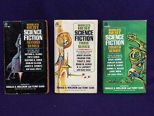Worlds Best Sci-Fiction 2nd, 3rd, 4th Series Ω Vintage As New-ACE PB