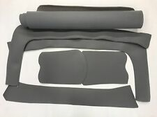 JAGUAR XKE E-TYPE S1, S2  (2+2 COUPE) GREY HEADLINER 1966 - 1970 NEW