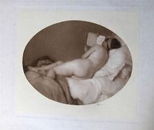 Photographies d'art du XXe siècle et contemporaines nus artistiques, De 1900 à 1939