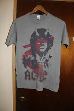 Anthill Rockware AC DC Men's Gray T Shirt Size Medium