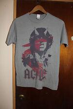 Anthill Rockware AC DC Men's Gray T Shirt Size Medium