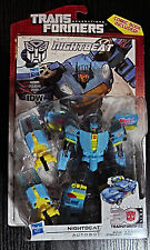 2014 Hasbro Transformers Generations Classics Nightbeat United Diaclone NY