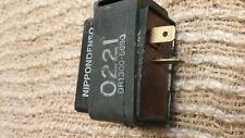 Suzuki FA50 FA 50 moped electrical flasher relay OEM 1987 - 1991 NIPPON DENSO